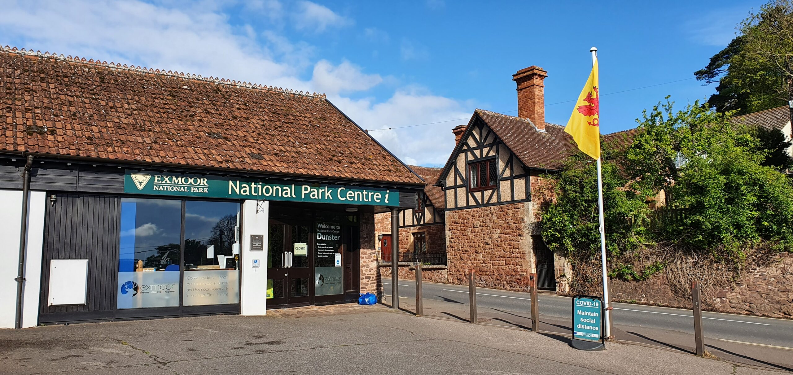 Dunster National Park Centre