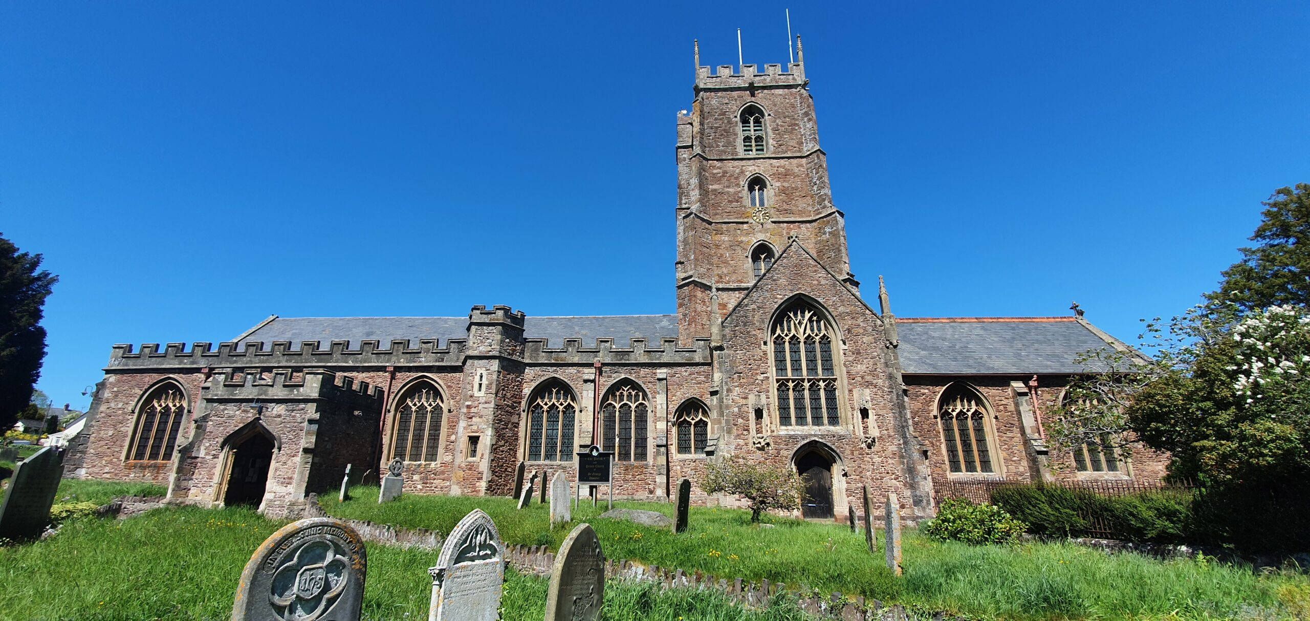 Priory Church of St George Dunster