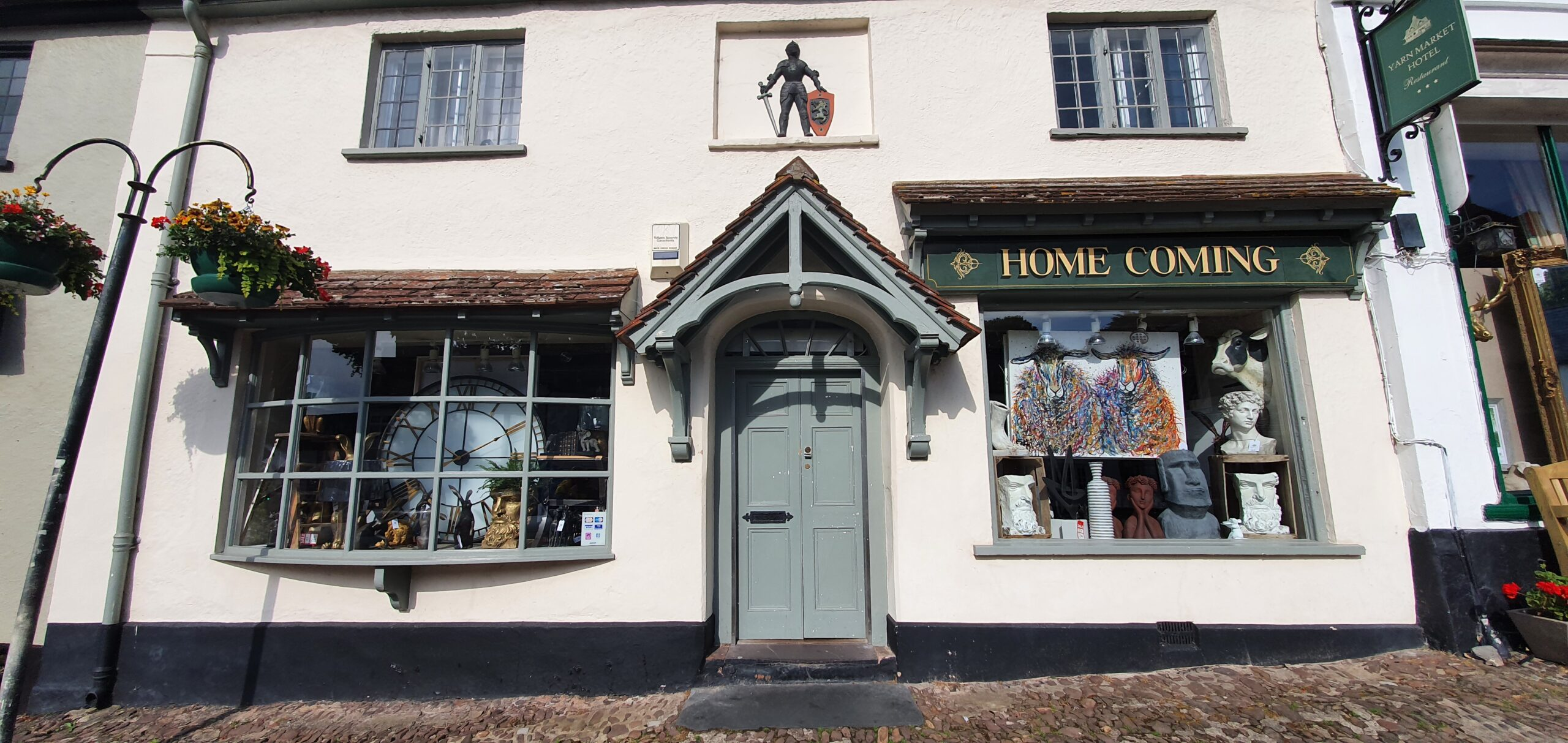 Home Coming Dunster
