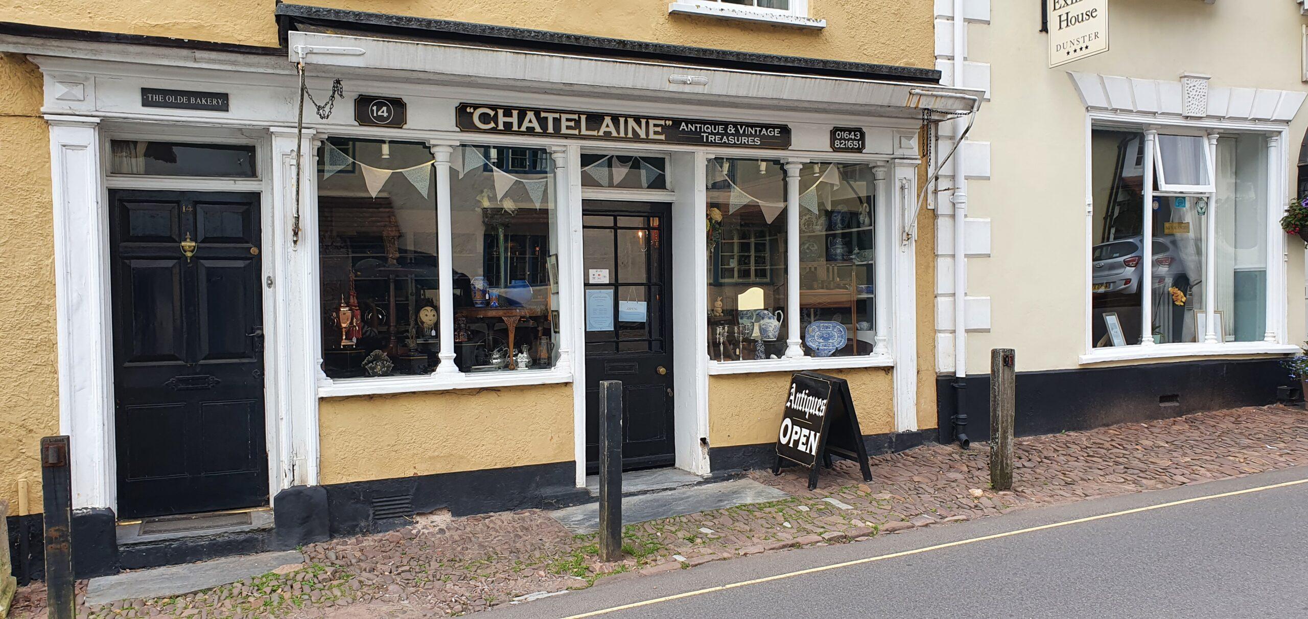Chatelaine Antiques