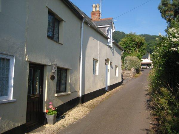 Clover Cottage Dunster