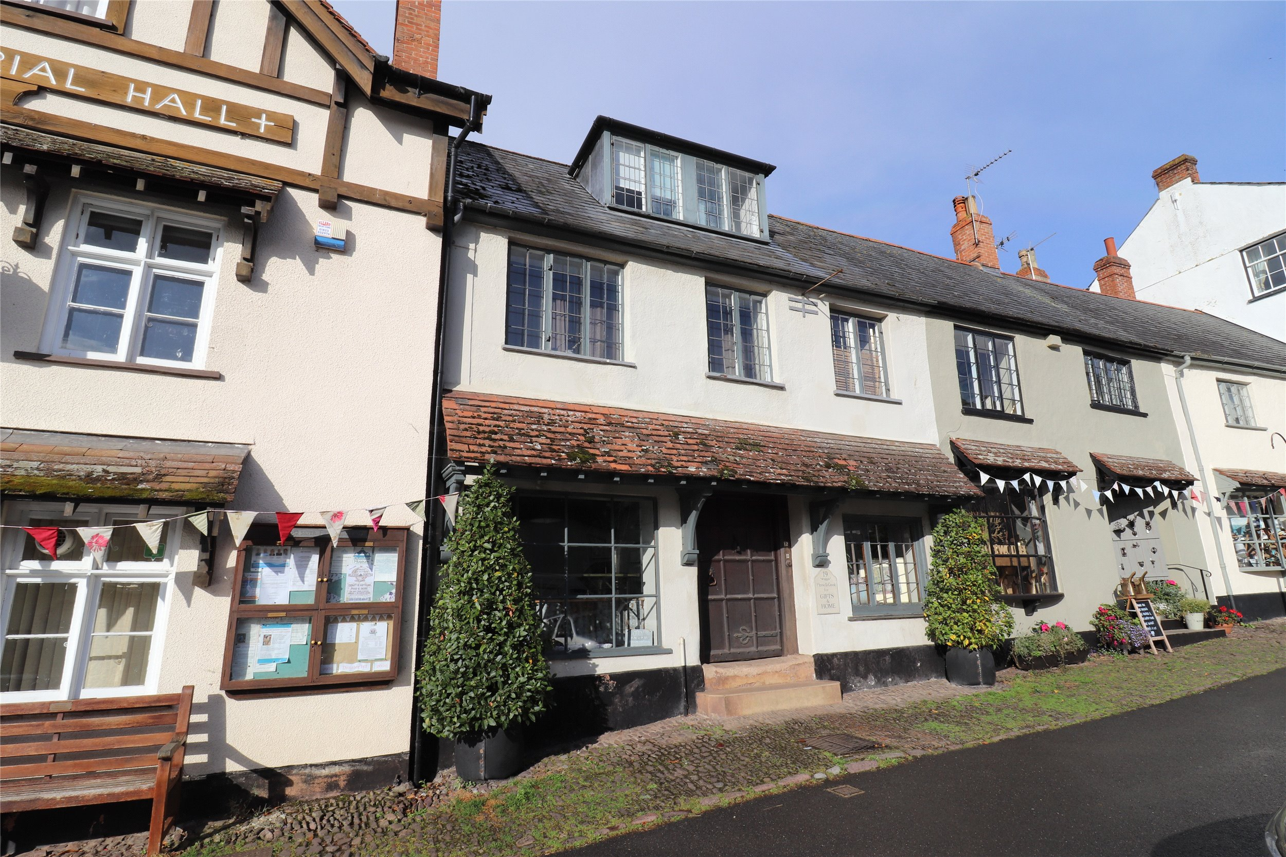 Horse and Crook Dunster