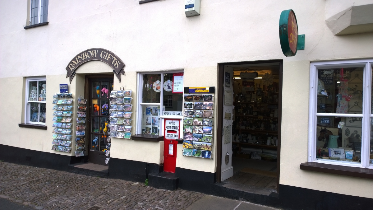 Rainbow Gifts Dunster